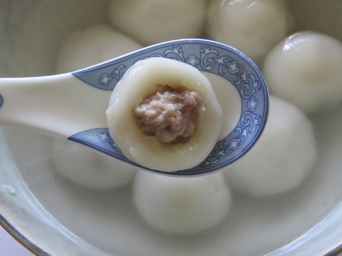 Pork Tang Yuan